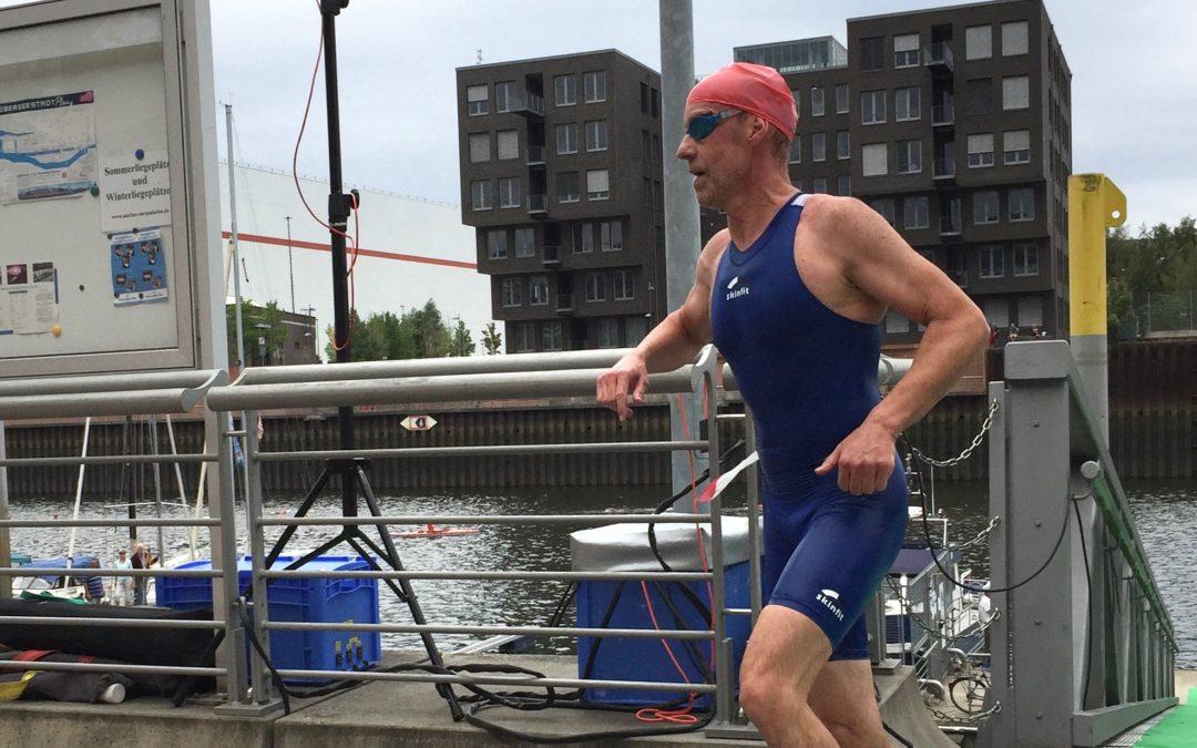 Gute Stimmung beim Triathlon 2018
