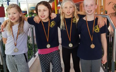 Jg. 2009 beim Staffelmannschaftswettbewerb in Wilhelmshaven