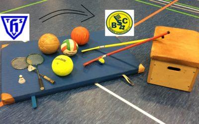 The sport must go on – Vom HTSV zum BSC