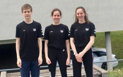 VIER Schwimmer bei den Norddeutschen Jahrgangsmeisterschaften