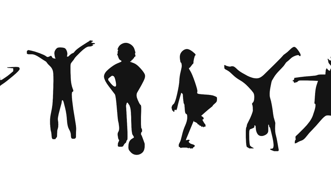 Neue Gruppe: Kinderturnen für Kinder von 3 bis 6 Jahren