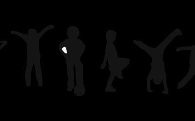 Neue Gruppe: Kinderturnen für Kinder von 4 bis 8 Jahren