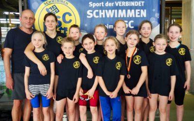 Internationaler Schwimmwettkampf